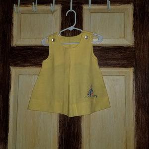 Beatrix Potter Jumper Dress Size 24 Months